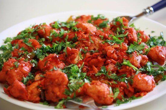 chicken 65, chicken 65 recipe